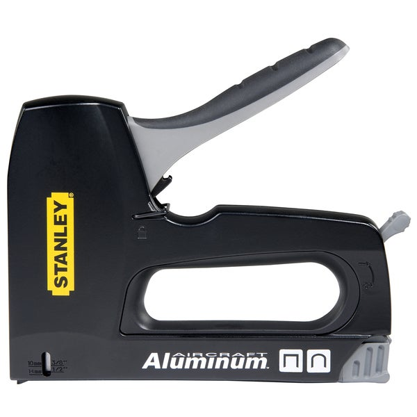 """Stanley Hand Tools CT10X 1/4"""" Heavy Duty Cable Tacker"""