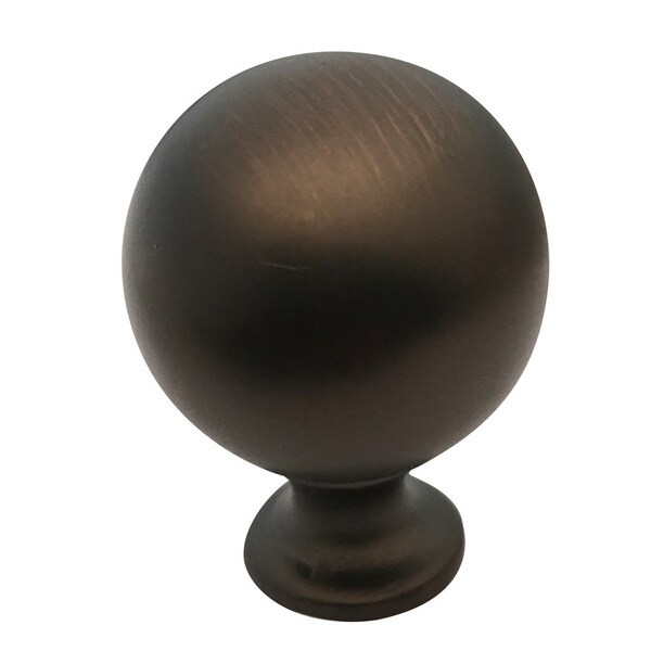 Southern Hills Bronze Ball Cabinet Knobs (Pack of 25)