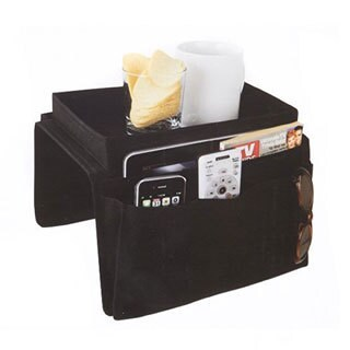 5-pocket Armrest Organizer with Tray