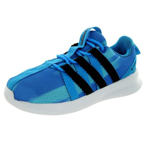 Adidas Toddler's Black Sl Loop Racer Running Shoes