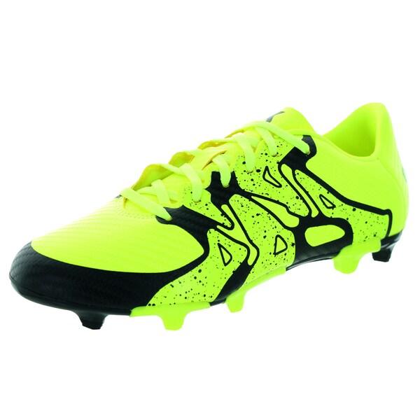 Adidas Kid's x 15.3 Fg/Ag J /Black Soccer Cleat