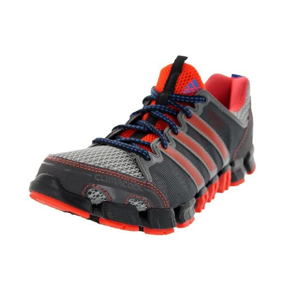 Adidas Kid's Clima Ride Tr J Shigre/Higene/PriBlue Training Shoe