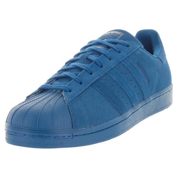 Adidas Men's Superstar Rt Originals Blue Basketball Shoe 19829421