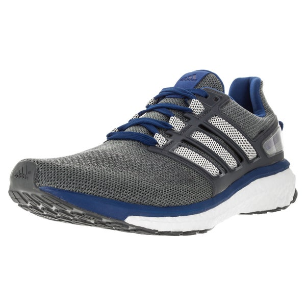 Adidas Men's Energy Boost 3 M Mid Grey Running Shoe