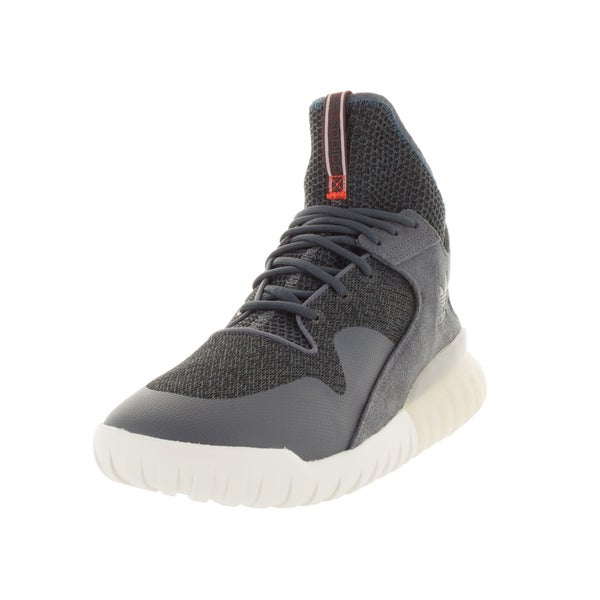 Adidas Men's Tubular x Originals Boonix/Boonix/White Basketball Shoe