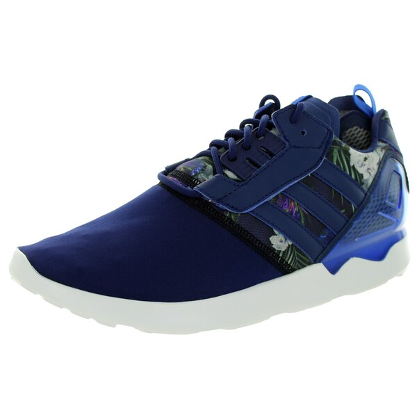 Adidas Men's Zx 8000 Boost Originals Night Sky/Night Sky/Bold Blue Running Shoe