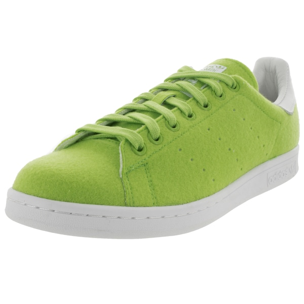 Adidas Men's Pw Stan Smith Tns Originals Green/Green/White Casual Shoe