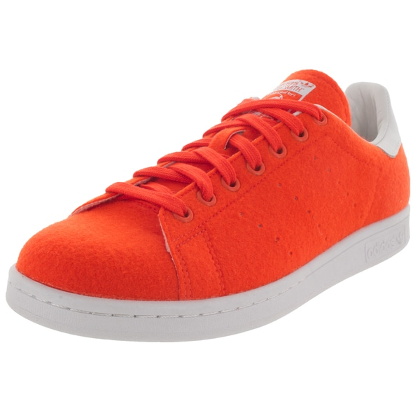 Adidas Men's Pw Stan Smith Tns Originals Orange/Orange/White Casual Shoe