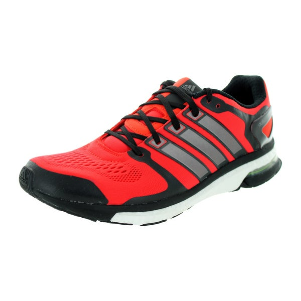Adidas Men's Adistar Boost M Esm Red/Black Running Shoe