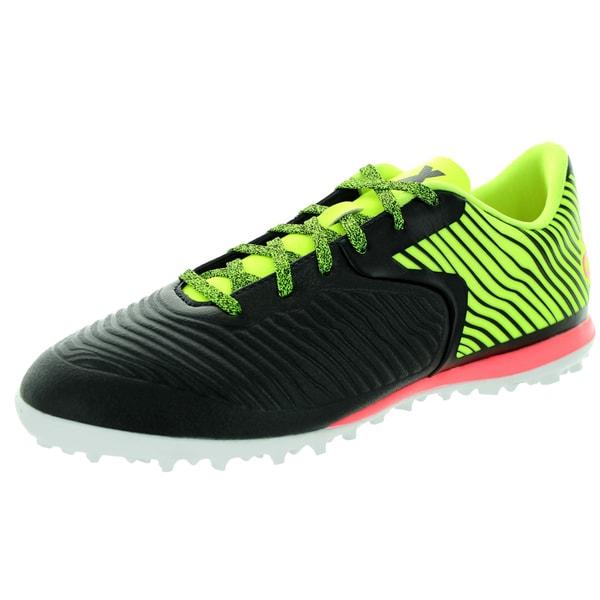 Adidas x 15.2 Cg Black/Flared Turf Soccer Shoe