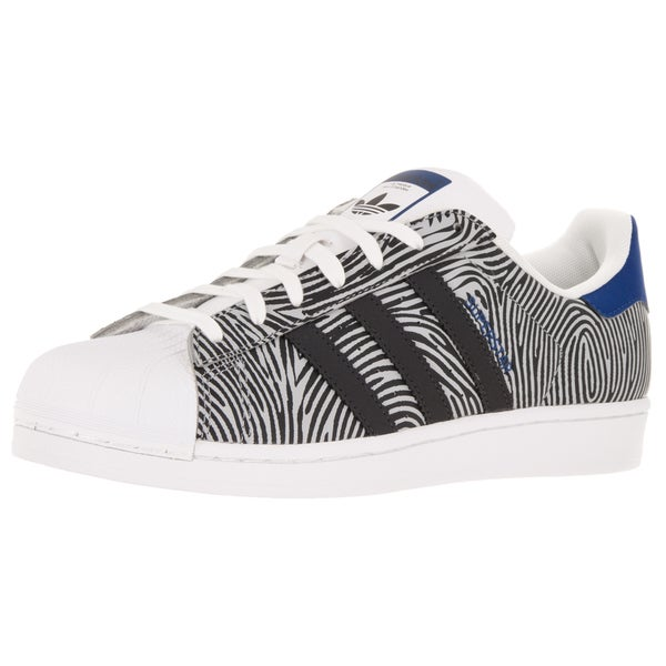 Adidas Men's Superstar Fp Originals Clonix/ Basketball Shoe
