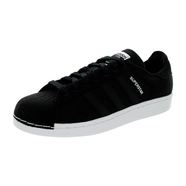 Adidas Men's Superstar Festival Pack Originals Black/Black/White Basketball Shoe