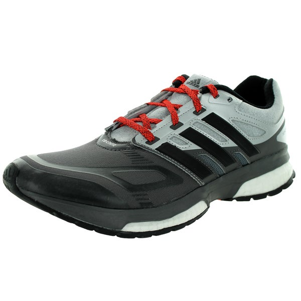 Adidas Men's Response Boost Techfit M Core Black/Running Whitee Running Shoe