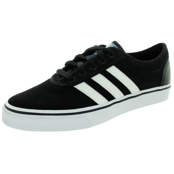 Adidas Men's Adi-Ease A Black/White/ Skate Shoe