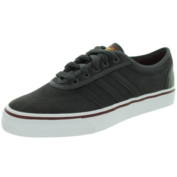 Adidas Men's Adi-Ease A Grey/BlackSkate Shoe
