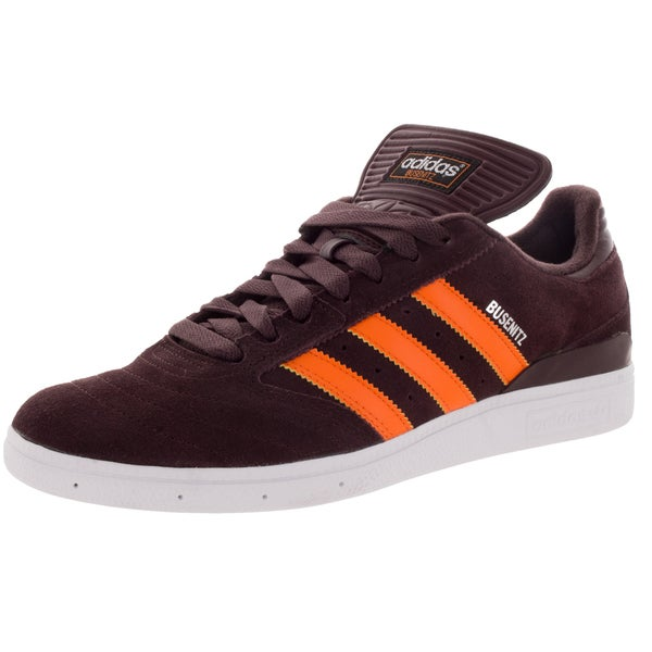 Adidas Men's Red/White Skate Shoe