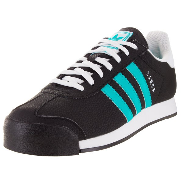 Adidas Men's Samoa Originals Black/Shog/White Casual Shoe
