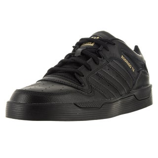Adidas Men's Locator Black/Black/Gold Basketball Shoe