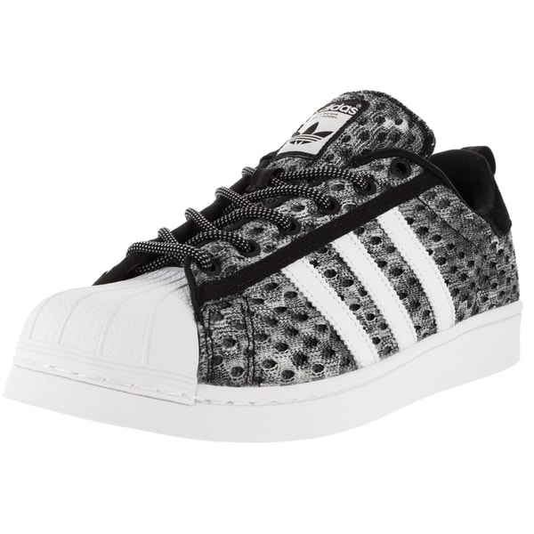 Adidas Men's Superstar Gid Originals Black/White/White Basketball Shoe