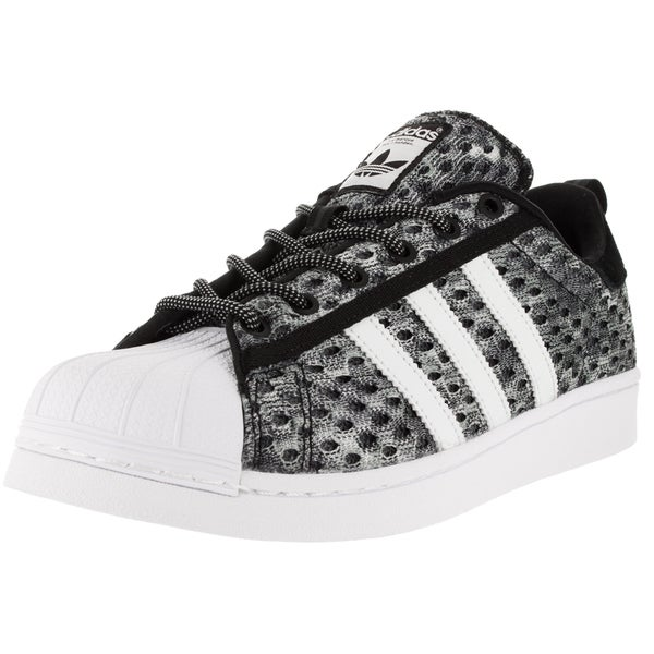 Adidas Men's Superstar Gid Originals Black/White/White Basketball Shoe