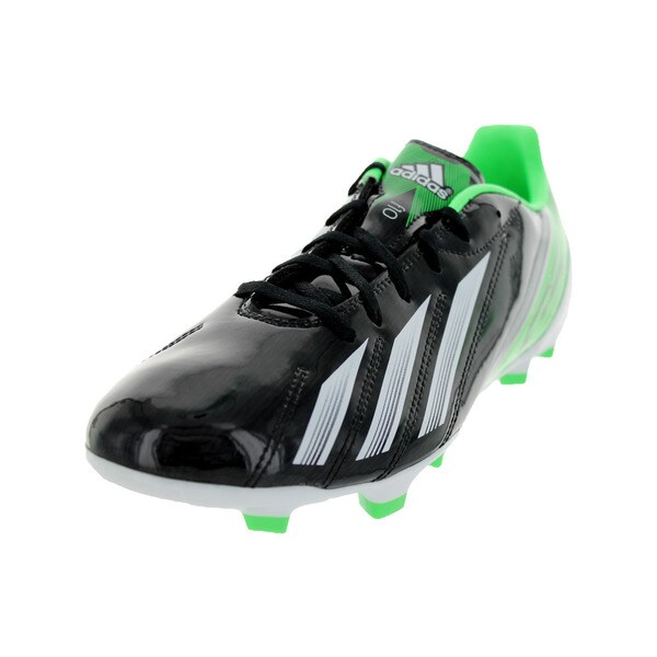 Adidas Men's F10 Trx Fg Black/RunWhite/Gzes Soccer Cleat