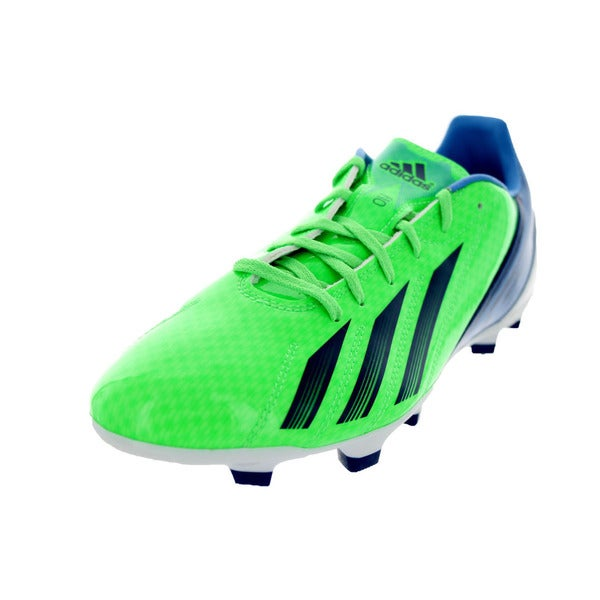 Adidas Men's F10 Trx Fg Gzes/DrkBlue/JoyBlue Soccer Cleat