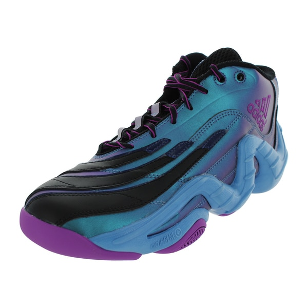 Adidas Real Deal (Black/Vivpink) Basketball Shoe