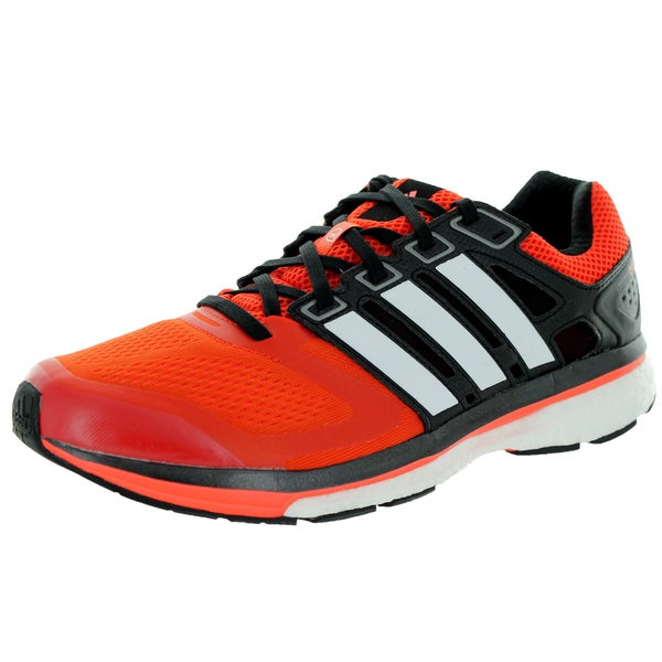 Adidas Men's Supeova Glide 6 Borang/White/Solred Running Shoe
