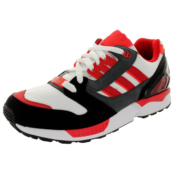 Adidas Men's Zx 8000 Originals White/Colred/Black Running Shoe