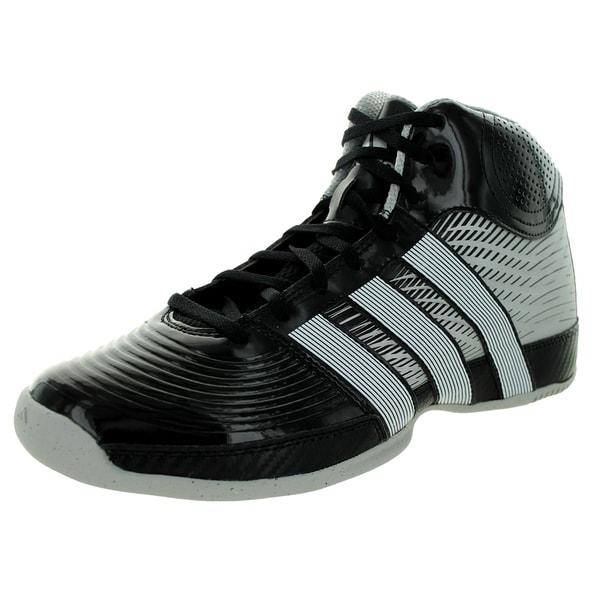 Adidas Men's Commander Td 4 Black/RunWhite/Metsil Basketball Shoe
