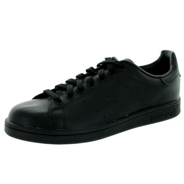 Adidas Men's Stan Smith Originals Black/Black/Black Casual Shoe