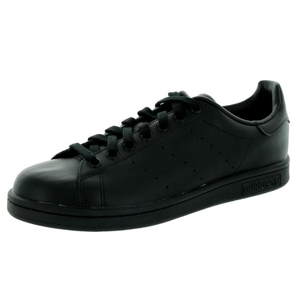 Adidas Men's Stan Smith Originals Black/Black/Black Casual Shoe
