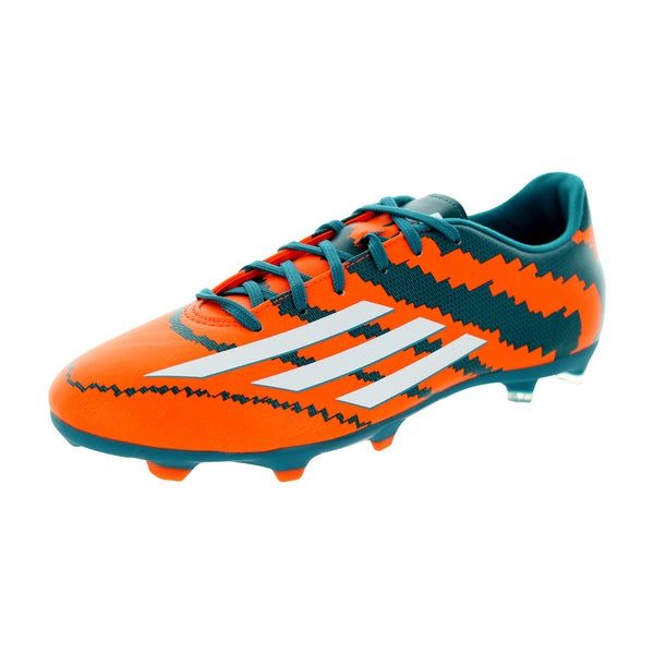 Adidas Men's Messi 10.3 Fg Powtea/White/Sorang Soccer Cleat