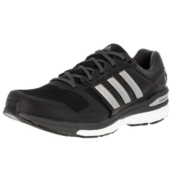 Adidas Men's Supeova Sequence Boost 8 Core Black Running Shoe