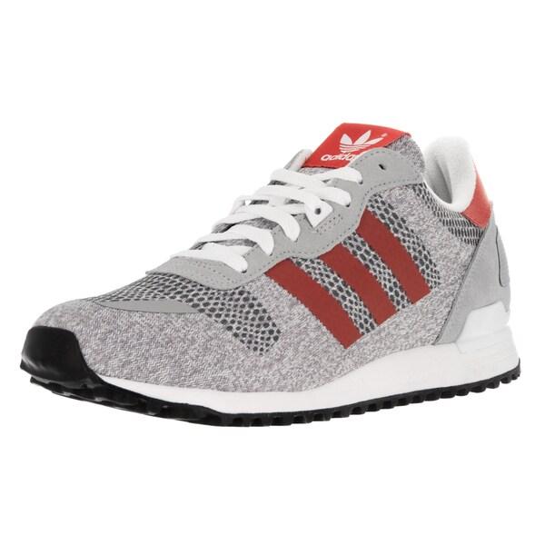 Adidas Men's Zx 700 Im White/Red/Black Running Shoe