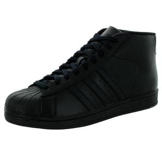 Adidas Men's Pro Model Originals Black Basketball Shoe