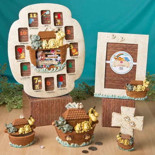 Noah's Ark 5-piece Gift Set