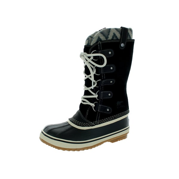 Sorel Women's Joan Of Arctic Knit Ii Black/Noir Boot