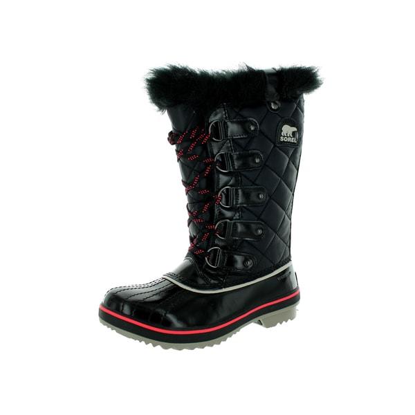 Sorel Women's Tofino Black/Noir Boot