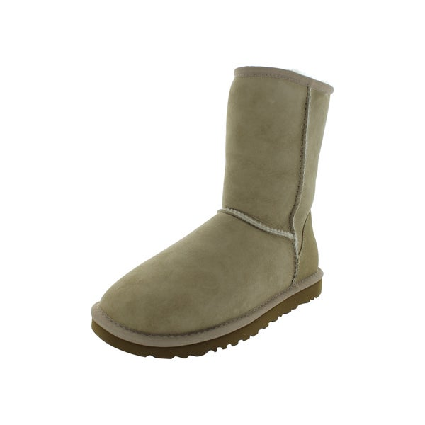 Ugg Boot W Classic Short (Sand)