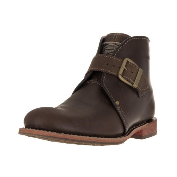 Caterpillar Men's Haverhill Taish/Brown Casual Shoe