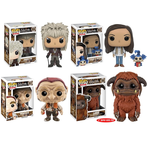Funko Labyrinth POP! Movies Collectors Set 19832705