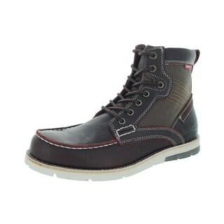 Levi's Men's Dawson Burgundy Boot