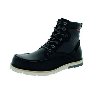 Levi's Men's Dawson Black/Charcoal Boot
