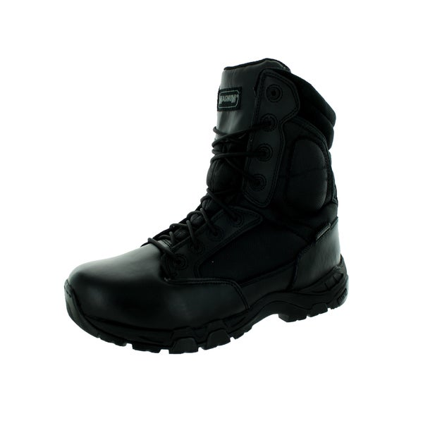 Magnum Men's Viper Pro 8 In WP 400 Wide Black Boot