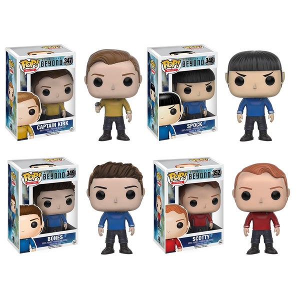 Funko 'Star Trek' POP! 'Star Trek Beyond' Collectors Set