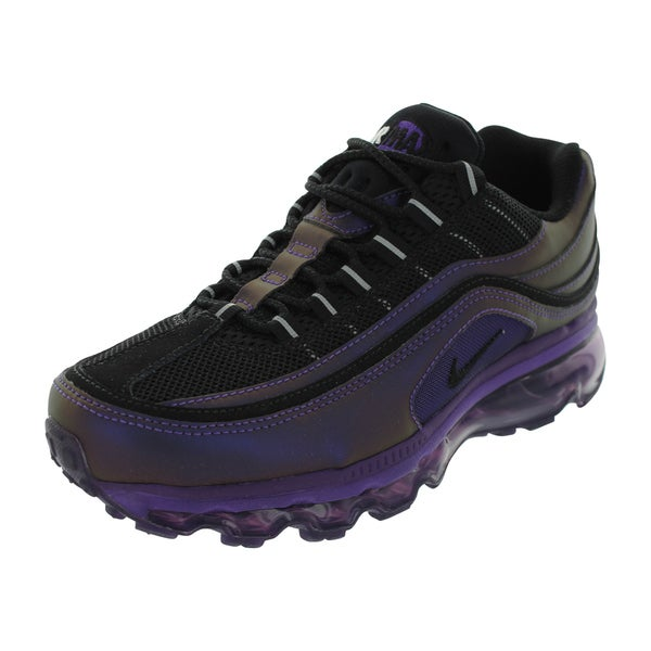 Nike Women's Air Max 24-7 Running Shoes (Club Purple/Black/White)