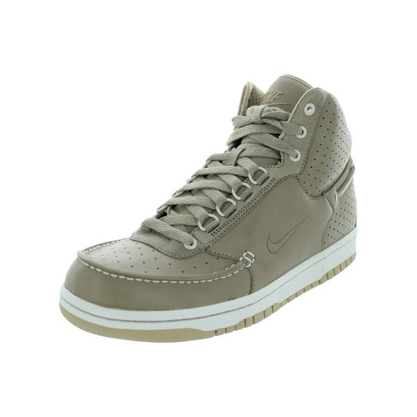 Nike Mad Jibe Mid Casual Shoes (Khaki/Khaki/Sail)