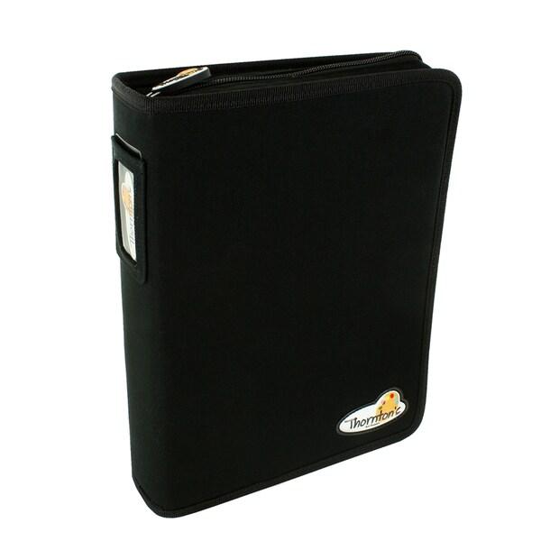 Thornton's Art Supply Premium Canvas 150-count Colored Pencil Zippered Case