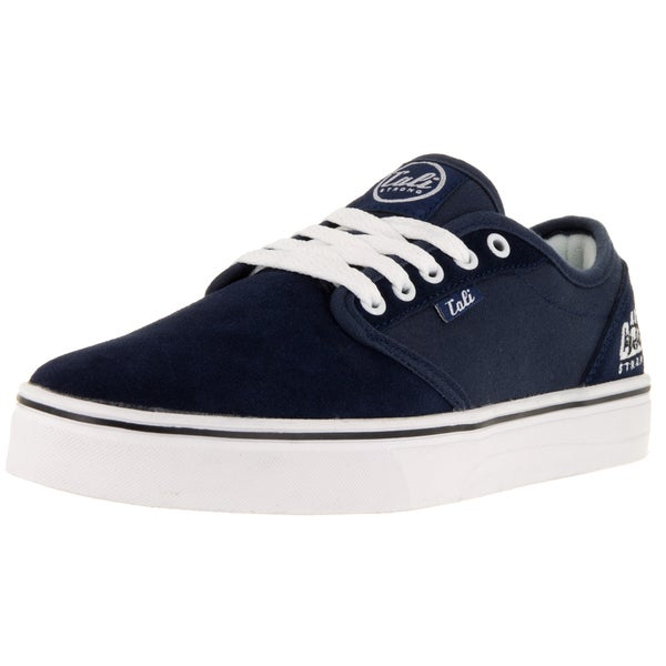 Cali Strong Oc Navy/White Skate Shoe